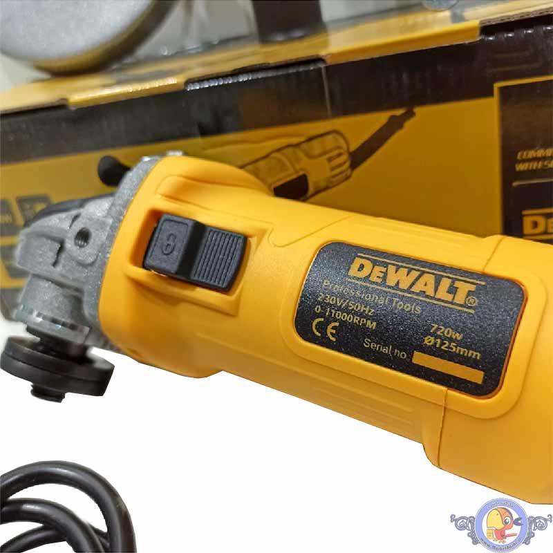 مینی فرز دیوالت مدل DWE4051