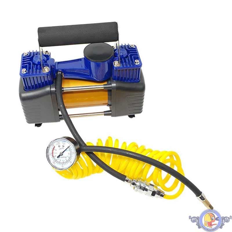 پمپ باد فندکی دوسیلندر رویس Royce RVAC01