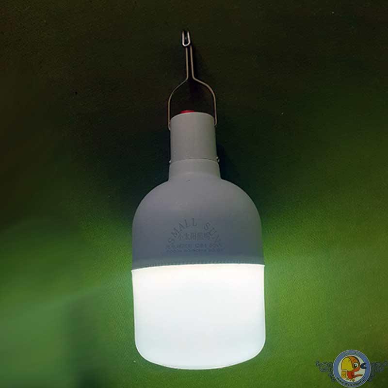 لامپ LED شارژی 50 وات اسمال سان مدل Q81