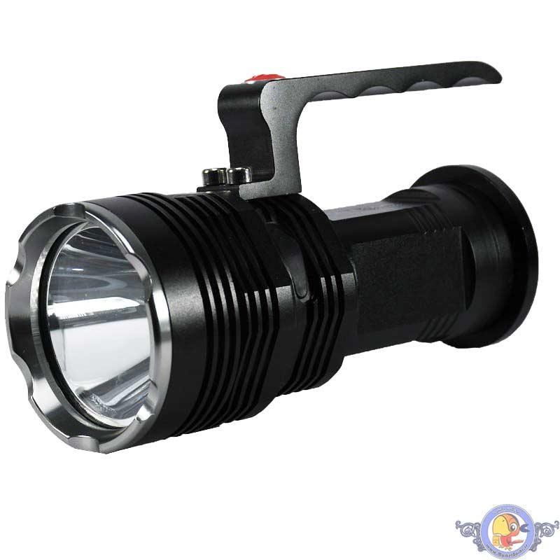 چراغ قوه پلیسی دسته دار اسمال سان مدل RL-T685