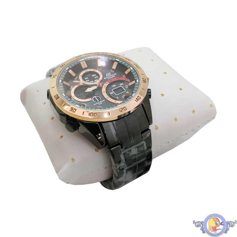 ساعت مچی کاسیو EFR-178 مشکی-برنز