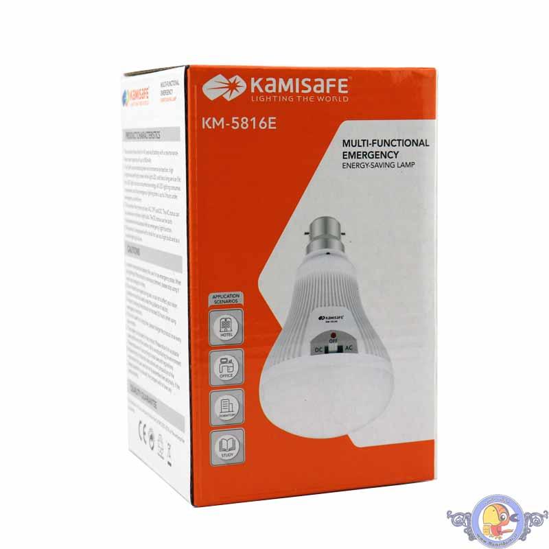 لامپ شارژی کامیسیف KM-5816E