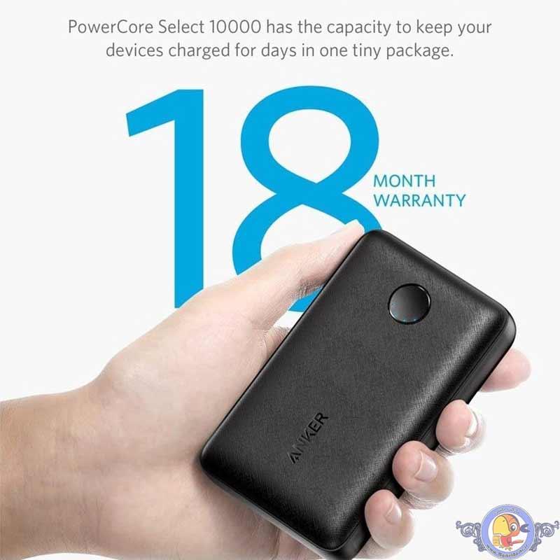 شارژر همراه انکر مدل A1223 ظرفیت 10000